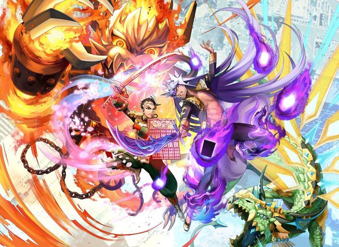 FORCE OF WILL初のアニメ連動型トレーディングカードゲームの制作を発表!