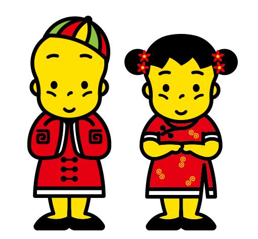 【ベビースターラーメン2代目マスコットキャラクター】ベイちゃん・ビーちゃん