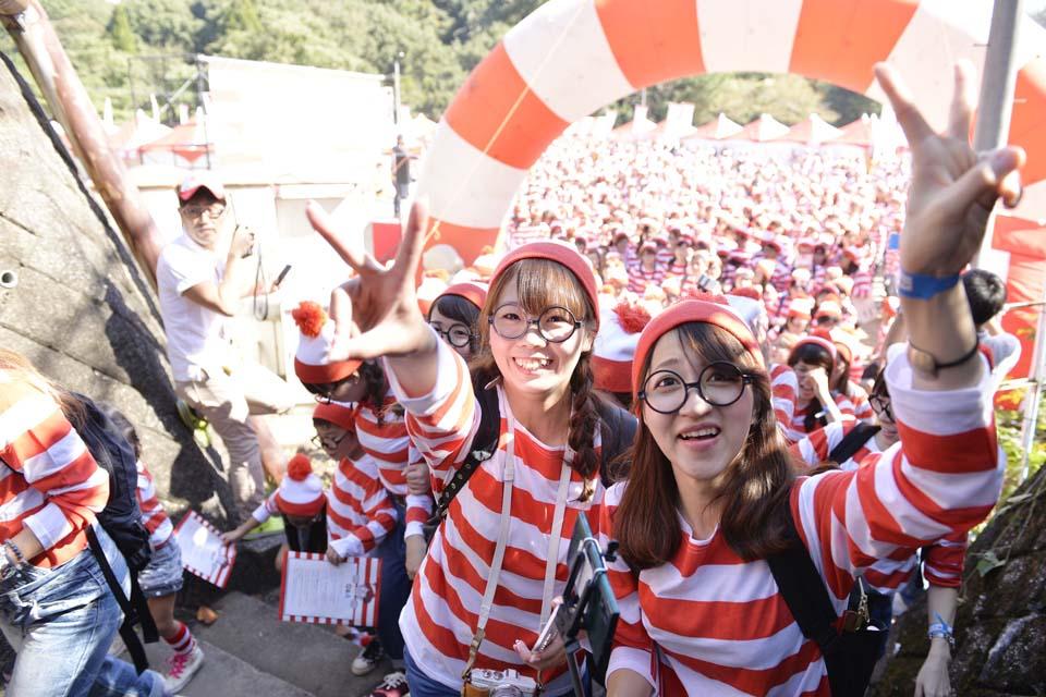『ウォーリーラン2017 東京』開催