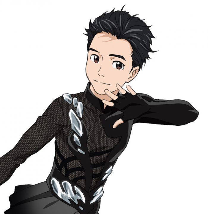 【ユーリ!!! on ICE】勝生勇利
