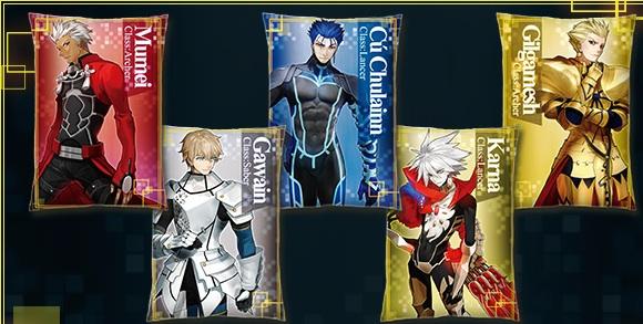 Fate/EXTELLA グッズ通販予約開始!