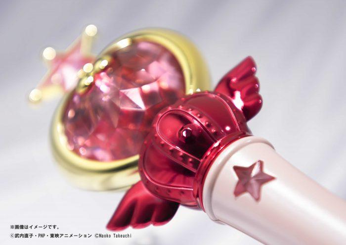 ちびムーンのピンクムーンスティック商品化