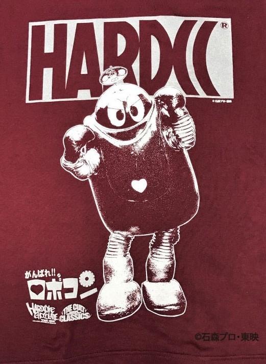 東映ドジロボット コラボTシャツ発売