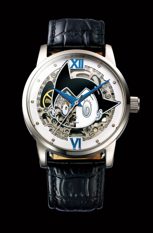 鉄腕アトムの腕時計限定販売!
