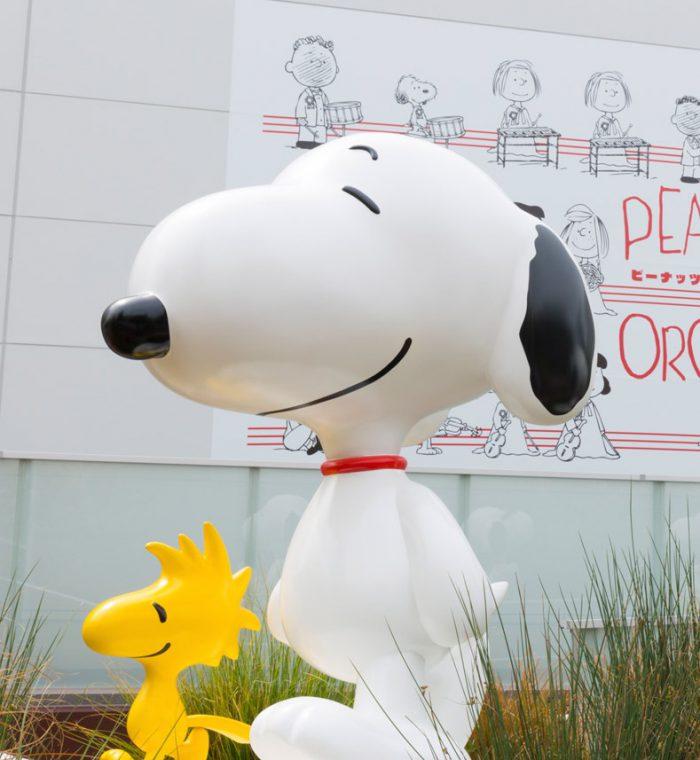 愛すべきギャングたちに会いに行こう!「スヌーピーミュージアム」開館1周年記念展開催中