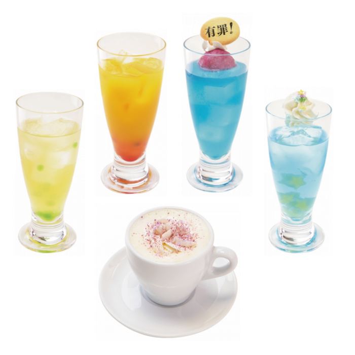 『スタミュ』がアニメイトカフェに初登場!