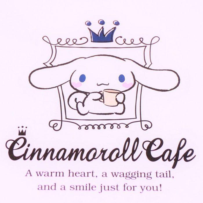 話題のシナモロールカフェを探訪!