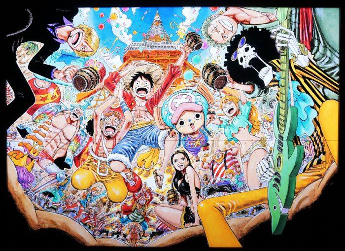 東京ワンピースタワー TOKYO PIRATES FESTIVALスゴイ映像技術の世界を体感!