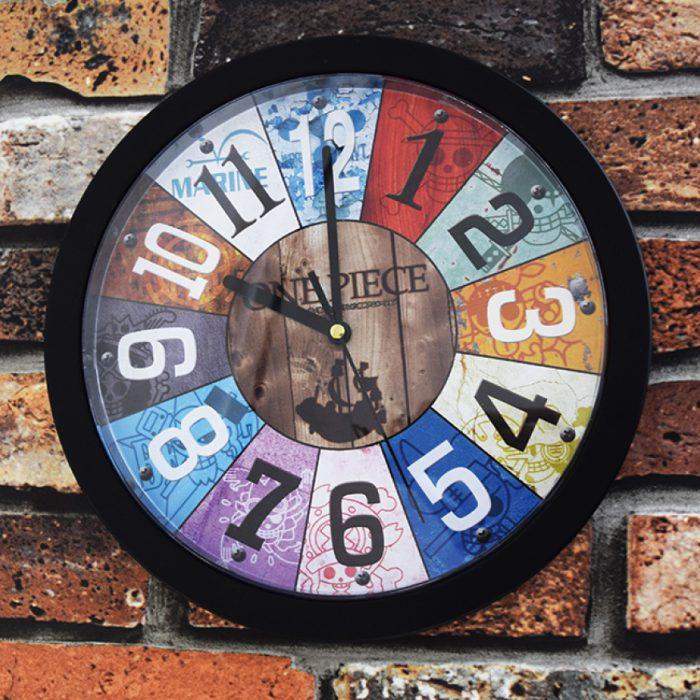 『ONE PIECE』よりスタイリッシュな壁掛け時計が登場!