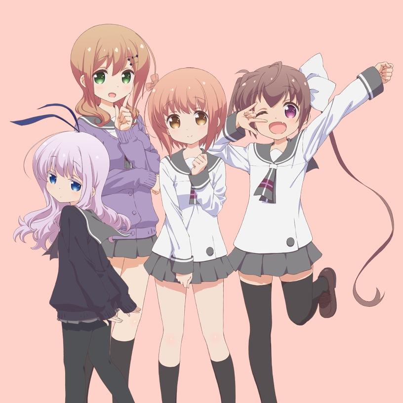 TVアニメ『スロウスタート』ティザーPV公開!