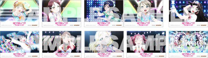『ラブライブ!サンシャイン!!』アニメ2期ミュージアムがAKIHABARAゲーマーズ本店にて開催!