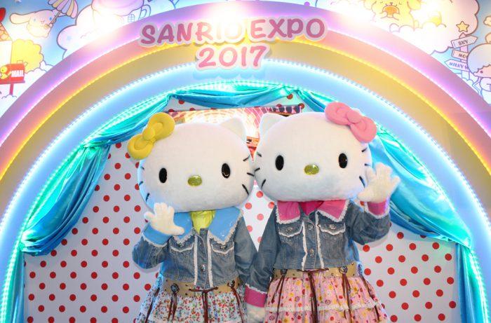 夢の空間!SANRIO EXPO 2017に潜入!!