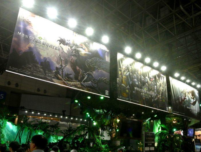 東京ゲームショウ2017、カプコンブースレポート!