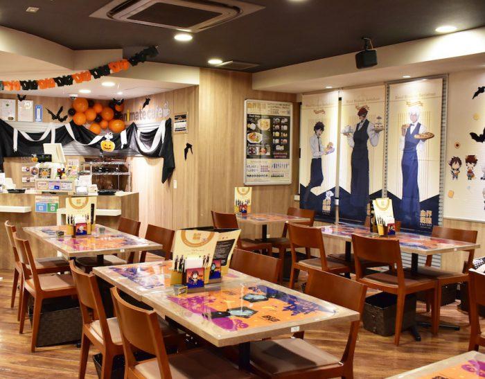 ハロウィンテーマがかわいい!『血界戦線 & BEYOND』×アニメイトカフェ