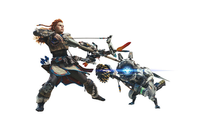 『MONSTER HUNTER: WORLD』『HorizonZero Dawn』とコラボレーション決定!