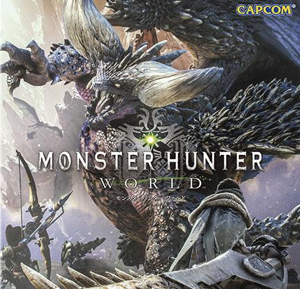 『MONSTER HUNTER: WORLD』プロモーション映像を公開!