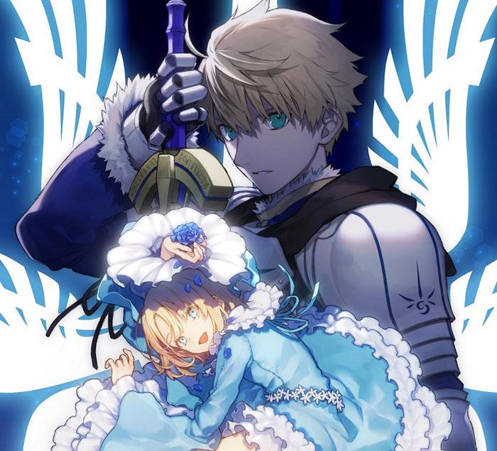ドラマCD『Fate/Prototype 蒼銀のフラグメンツ』第1巻CMが完成!