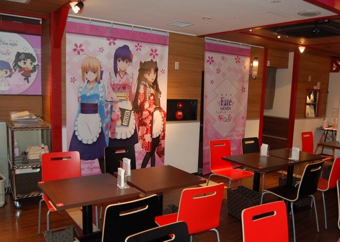 味も抜群!色彩鮮やかな料理が楽しめる『劇場版「Fate/stay night [Heaven's Feel]」桜cafe』