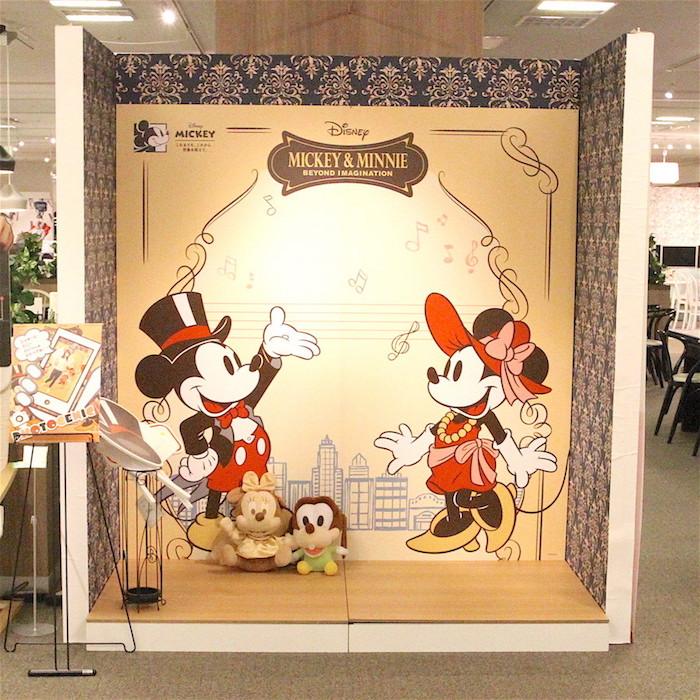「ミッキーマウス」と「スター・ウォーズ」の期間限定スペシャルショップが大塚家具にオープン!