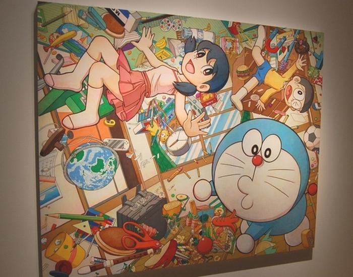あれもドラ、これもドラ?個性豊かなアーティストが織りなす THE ドラえもん展 TOKYO 2017