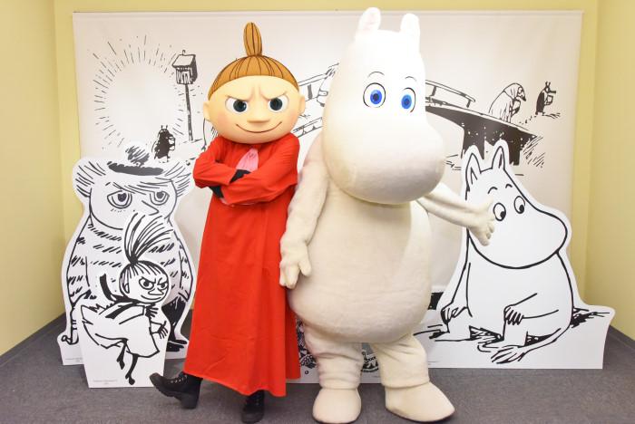 MOOMIN パペット・アニメーション展スタート!日本初の展示物やかわいいレアグッズが盛りだくさん!