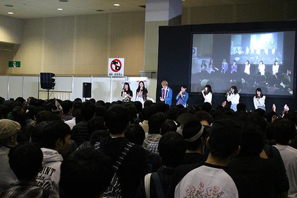 「ブシロード10周年祭in大阪」メインステージ レポ後編