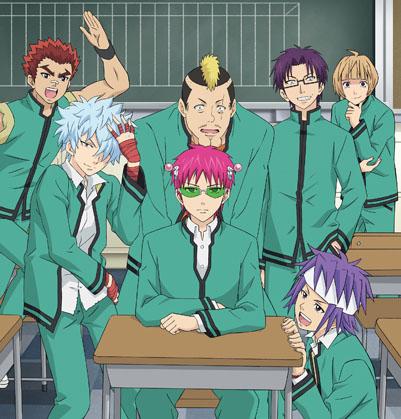 テレビアニメ『斉木楠雄のΨ難』第2期放送に向けて、メインビジュアル2種を発表!