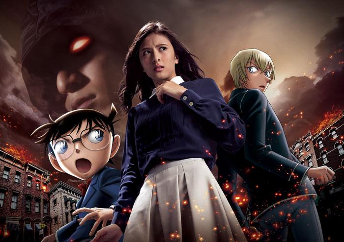 史上最大 のコナン・イベント『名探偵コナン・ワールド』劇場版最新作でコナンと敵対する安室透が登場決定!