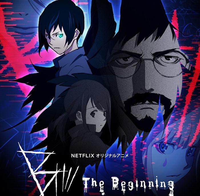 Netfilxオリジナルアニメ「B: The Beginning」本予告&キーアート解禁!