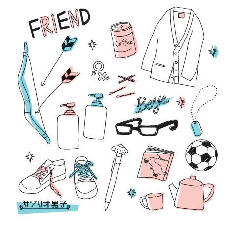 『サンリオ男子×SHIBUYA109』のオープンが決定!!