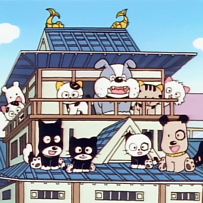 94年放送の人気アニメ『3丁目のタマ』が高解像度化!チバテレにて再放送決定!