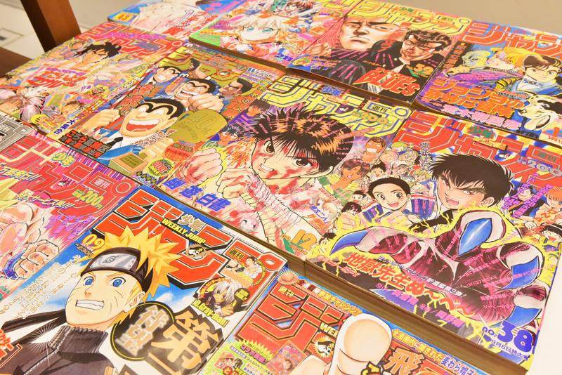 「週刊少年ジャンプ展VOL.2」の全貌公開!黄金期支えた伝説の名作ズラリ!