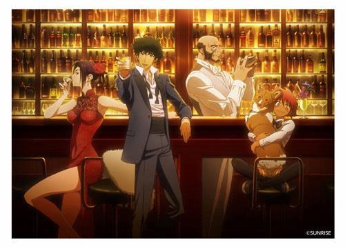 『カウボーイビバップ』のコラボカフェが「アニメイトカフェ」にて開催決定!