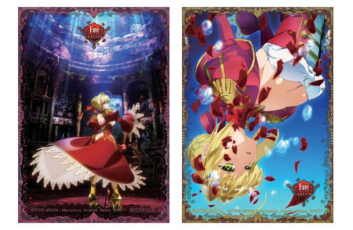 『TVアニメ「Fate/EXTRA Last Encore」&ゲーム「Fate/EXTELLA LINK」合同フェア』開催!