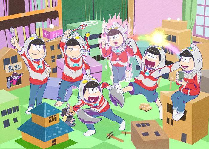 「ウル松さん×OIOI in 丸井吉祥寺店」が期間限定でOPEN!