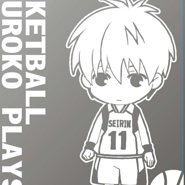 【黒子のバスケ】「マジカルプリントガラス」予約受付開始!