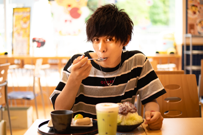 カフェ・カレvol.2 #ふなっしー食堂
