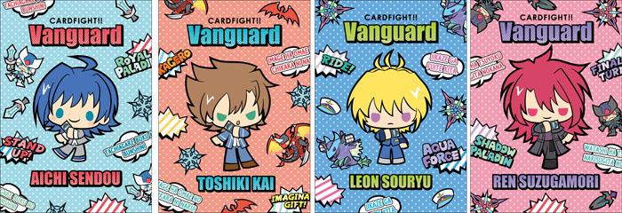 「カードファイト!! ヴァンガード」がサンリオとのコラボ商品制作決定!!