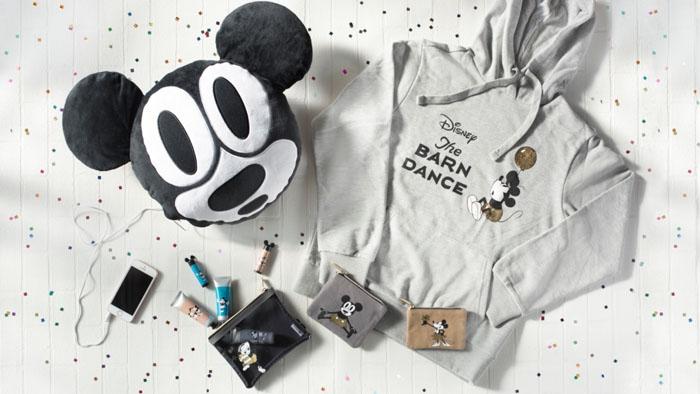 ミッキーマウススクリーンデビュー90周年を祝うコレクションが順次発売開始!