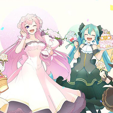 『Megurine Luka 10th Anniversary Birthday Party』 開催決定!!