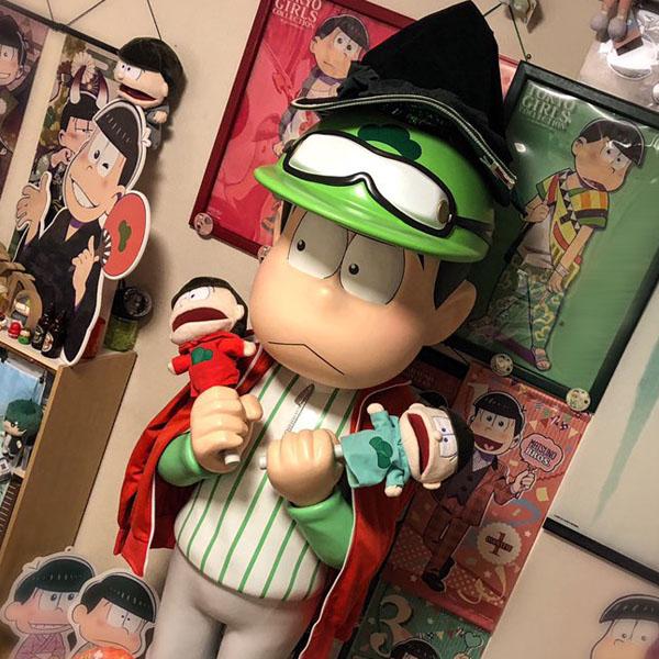 〜キャラクター愛で溢れたお部屋に潜入!〜ガチ恋♡ vol.5 もなか #おそ松さん
