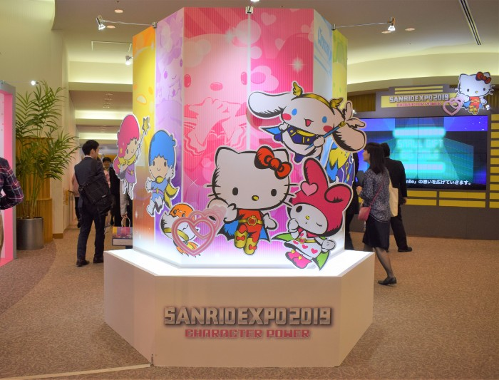 『SANRIO EXPO 2019』速報レポ!ココでしか見れない情報をお届け!