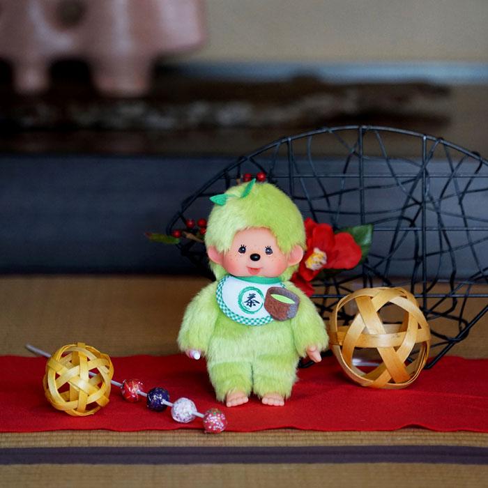 モンチッチカフェ・プラススクレートで「お花見抹茶フェア」を開催!