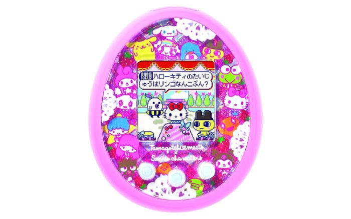 『たまごっちみーつ サンリオキャラクターズみーつver.』発売!