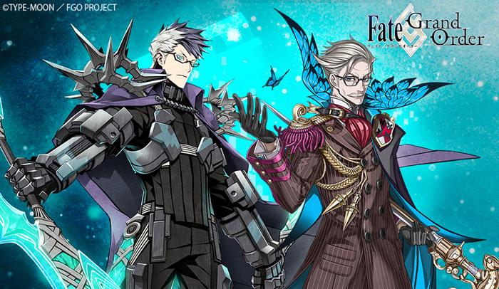「Fate/Grand Order」コラボ眼鏡、シグルド、新宿のアーチャー発売!
