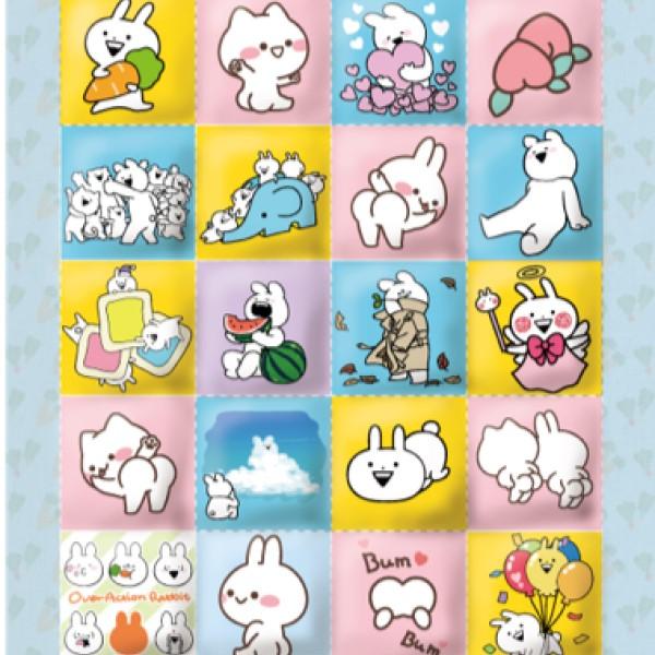 「すこぶる動くウサギ」初のイベント開催!「うさぎゅーん」「ミミ&ネコ」も参加するよ♪