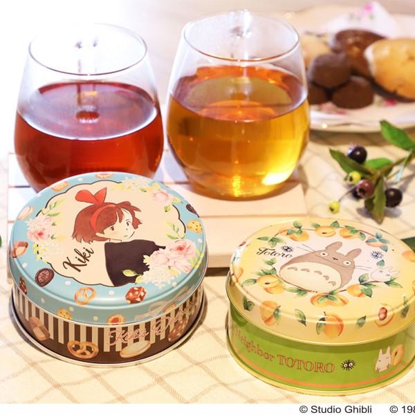 「ジブリ」×「ルピシア」コラボ第6弾!オリジナルブレンド茶が「どんぐり共和国」に登場♪