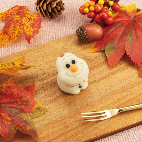 「アナ雪2」オラフが和菓子になった!セブン-イレブンで販売中♪