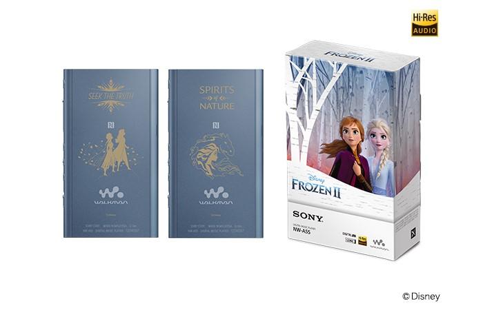 「アナ雪2」デザインのウォークマン®登場!ソニーストアで注文受付中