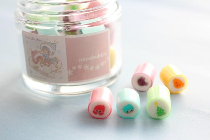 「パパブブレ」×「キキ&ララ」コラボキャンディがルミネエスト新宿限定で登場!